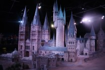 Model of Hogwarts School of Witchcraft & Wizardry