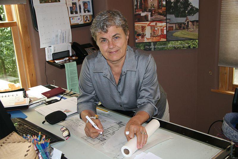 Alice Dodson Architect, principal, AIA member