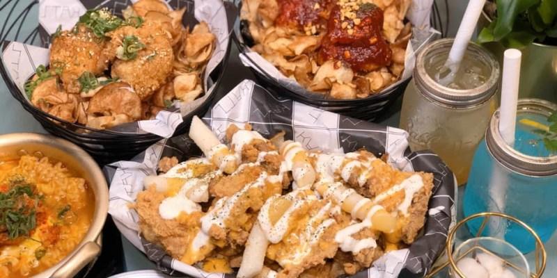 【台南美食-中西區】隱藏在巷弄內爆炸好吃的韓式炸雞《KATZ 卡司》韓拾炸雞 台南西門  IG打卡   韓式炸雞   韓式料理 