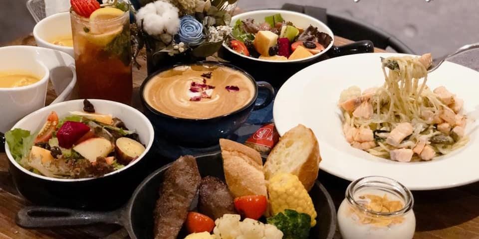 【台南美食-中西區】情人節就來這裡慶祝吧!!!《Dotch Bistro 兜齊餐酒館》 IG打卡   台南大學   台南早午餐 