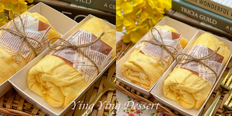【台南美食】每次開單都爆單的限量毛巾卷!芒果季推出芒果口味啦~《Ying Ying Dessert》|西港美食| |中西區美食| |台南甜點| |台南下午茶|