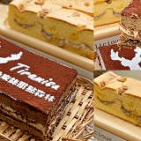 【台南美食】古早味蛋糕新吃法!爆餡拔絲提拉米蘇限量販售~《朵玫絲甜點森林》 |蛋糕推薦| |提拉米蘇|