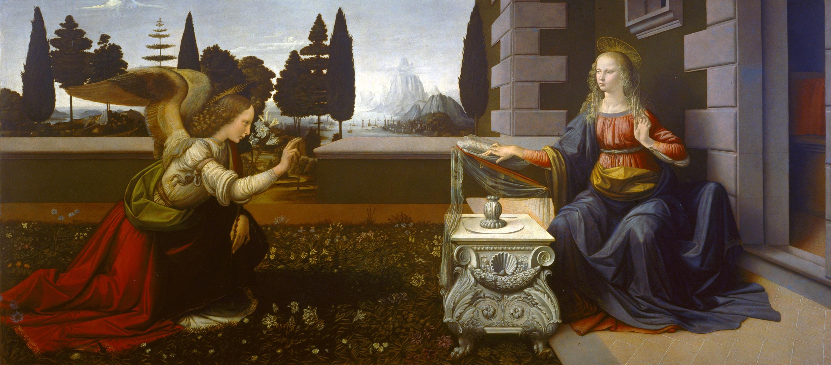 Leonardo da Vinci  alcune opere  Alice Gonella PH