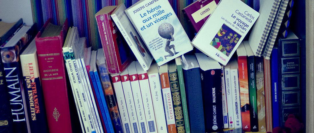 Trois livres pour changer de vie