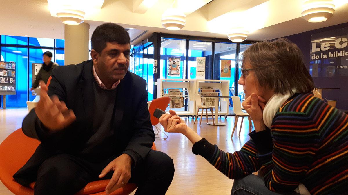 Interview  singulière avec Ziad Medoukh – deuxième partie