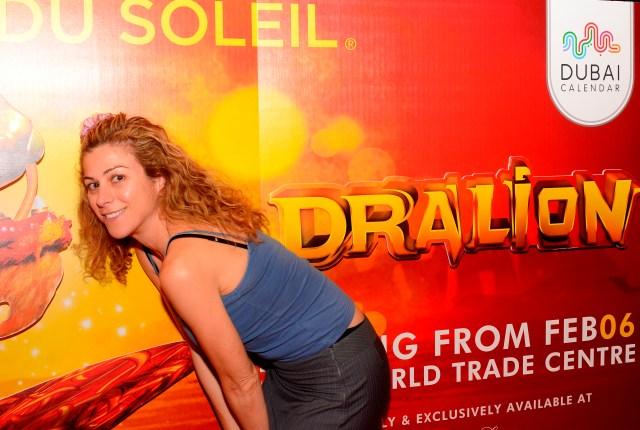 Dralion Cirque Du Soliel Dubai