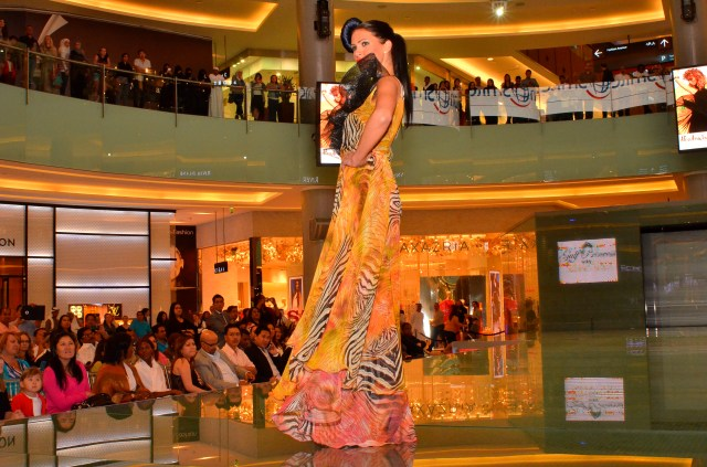 Fashion Show Dubai Mall 041