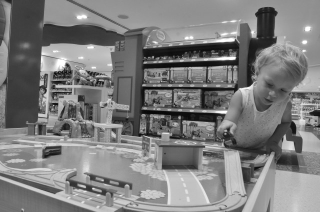 At The Toy Store, taken September 2015