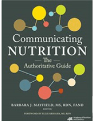 Communicating Nutrition: The Authoritative Guide book cover