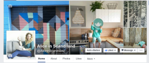 facebook giveaway, Alice in Scandiland