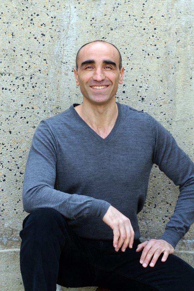 Stéphane Kamesh Seckin (Kamesh.de) unterstützt uns mit Qi Gong, TCM und Kung Fu.