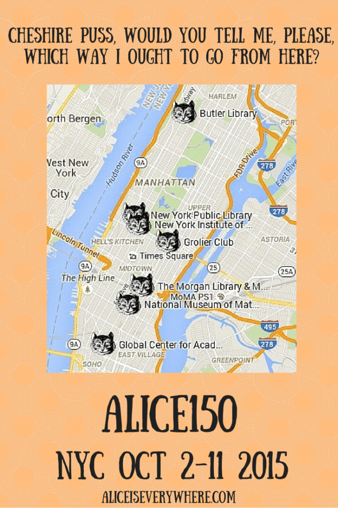alice150 map of manhattan events