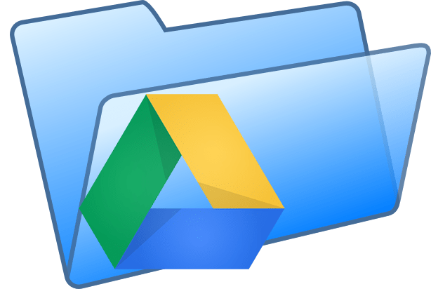 how to create a shared folder in google drive