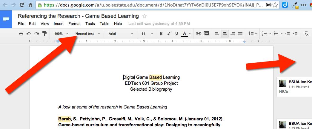 Publish Your Google Docs To The Web Teacher Tech - How to edit google docs