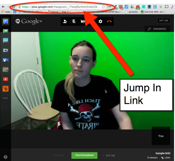 Jump In Link