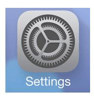 ios7 settings