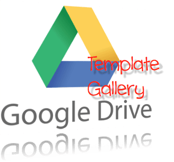 New Google Drive Directly Access The Template Gallery