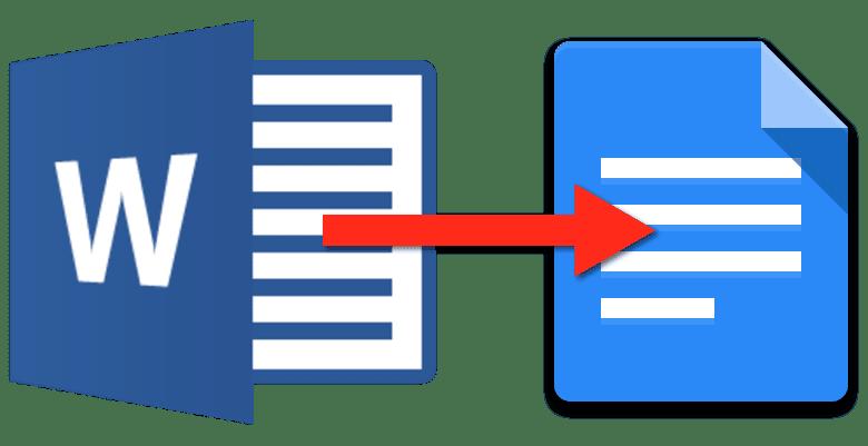 Google Drive Always Convert Office Documents Teacher Tech - Google documents