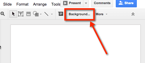 Create a background image or watermark on a google doc for Page color google docs