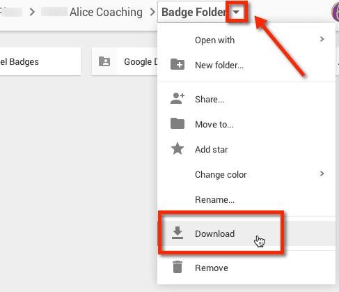 Google Drive: Download an Entire Folder - Teacher Tech
