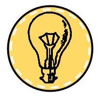 Bright Idea Badge