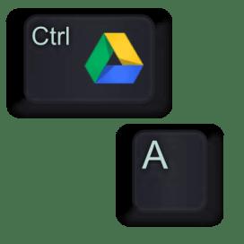 Google Drive Control A