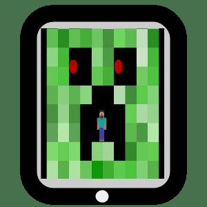 Minecraft phone