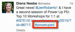 Jen roberts poweruped