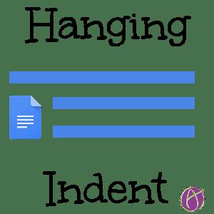 hanging indent google docs (1)