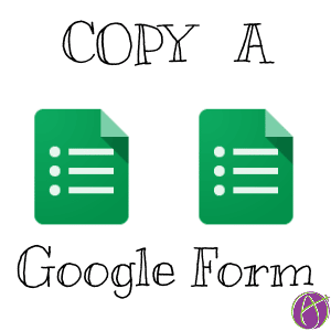 Google Form Create A Copy