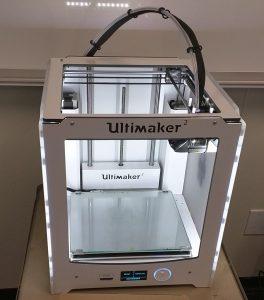 ultimaker 3d printer alice keeler