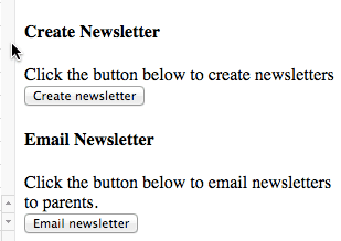 4th button