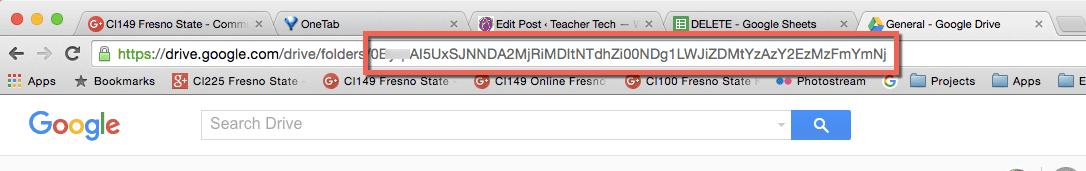 Folder ID