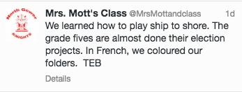 Mrs Motts Class