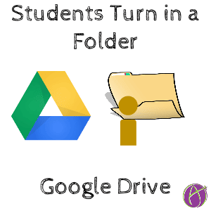 Students Submit Folder