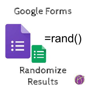 Randomize results (1)