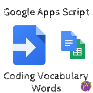 Coding Vocab Words