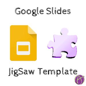 Google SLides JigSaw