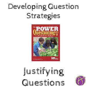 Justifying Questions