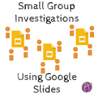 small group investigations