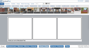 storyboardthat get started
