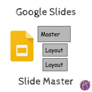 google slides view master slide master