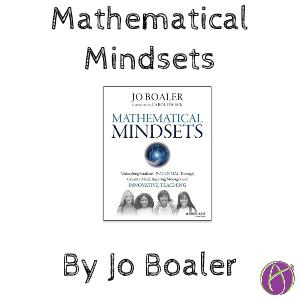 mathematical mindsets jo boaler