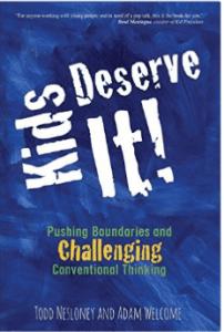 Kids Deserve It Book