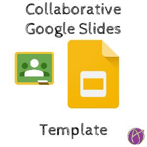 collaborative google slides template