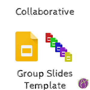 collaborative group slides template