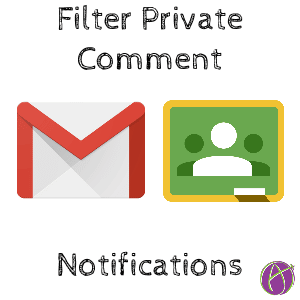 filter private comment notifications