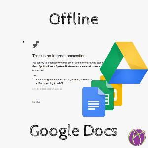 Google Docs Turn On Offline Access Teacher Tech - Google documents offline