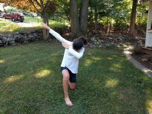 dabbing denis sheeran
