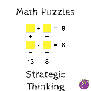 Math Puzzle, Get Students Thinking - Teacher Tech